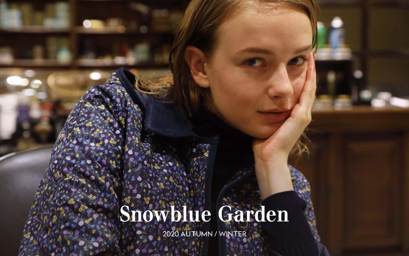 2020 AUTUMN / WINTERSnowblue Garden