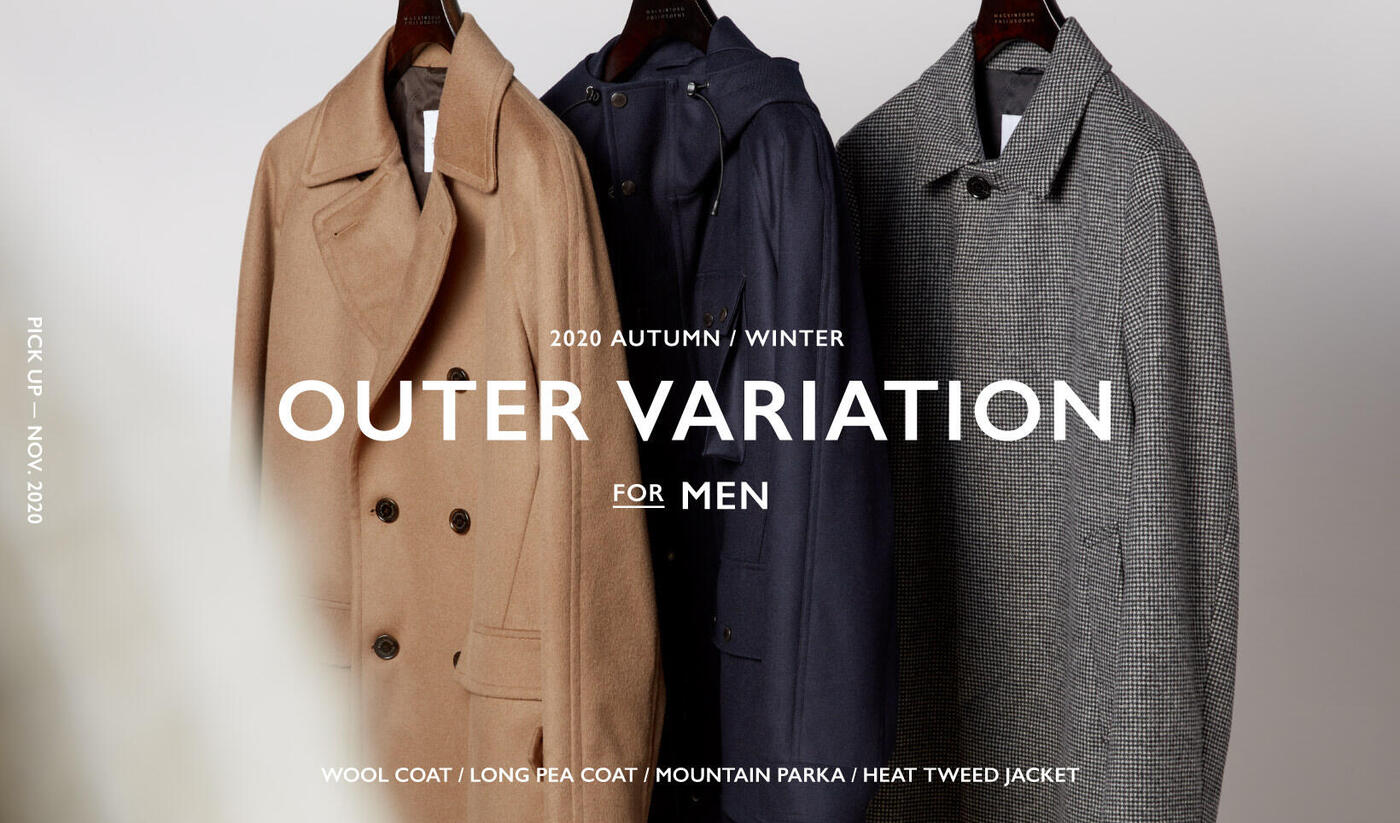 2020AW OUTER VARIATION