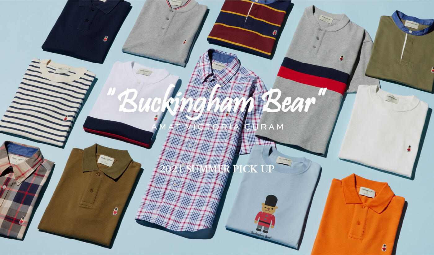 Buckingham Bear2021 SUMMER PICK UP