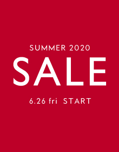 SUMMER SALE START! 6.26(fri)~